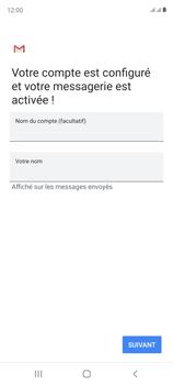 Samsung Galaxy S20 FE - E-mails - Ajouter ou modifier votre compte Yahoo - Étape 13