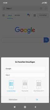 Xiaomi RedMi Note 7 - Internet und Datenroaming - Verwenden des Internets - Schritt 8