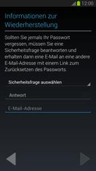 Samsung Galaxy S III - Apps - Einrichten des App Stores - Schritt 9