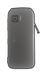 Nokia 5230 - SIM-Karte - Einlegen - 0 / 0