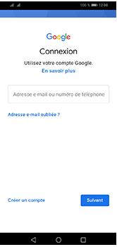 Huawei Y5 (2019) - Applications - Créer un compte - Étape 4