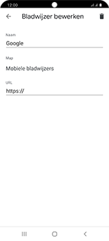Samsung Galaxy S20 5G Dual-SIM eSIM SM-G981B - Internet - Hoe te internetten - Stap 11