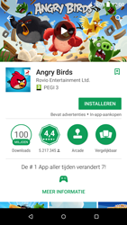 HTC One A9 - Android Nougat - apps - app store gebruiken - stap 17