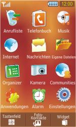 Samsung Star - E-Mail - Konto einrichten - 1 / 1