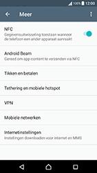 Sony Xperia X Performance (F8131) - Internet - Handmatig instellen - Stap 7