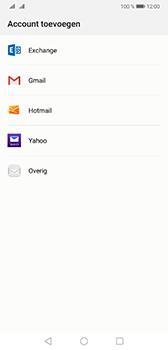 Huawei Mate 20 - E-mail - Handmatig instellen (outlook) - Stap 4
