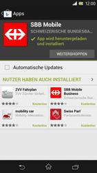 Sony Xperia Z - Apps - Installieren von Apps - Schritt 23