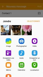 Samsung A510F Galaxy A5 (2016) - MMS - Envoi d
