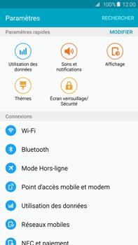 Samsung Galaxy S6 edge+ (G928F) - Internet et roaming de données - Configuration manuelle - Étape 7