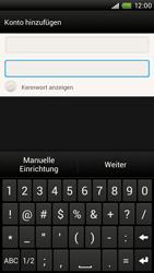 HTC One X - E-Mail - Manuelle Konfiguration - Schritt 8