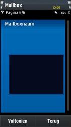 Samsung I8910 HD - E-mail - handmatig instellen - Stap 11