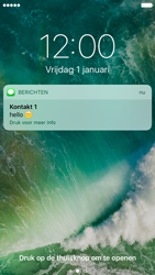 Apple iPhone 7 - iOS features - Vergrendelscherm - Stap 7