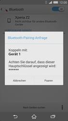 Sony Xperia Z2 - Bluetooth - Geräte koppeln - 9 / 11