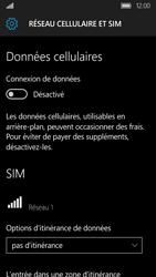 Acer Liquid M330 - Internet - activer ou désactiver - Étape 7