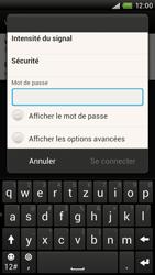 HTC One X Plus - WiFi - Configuration du WiFi - Étape 8