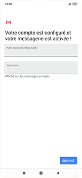 Xiaomi RedMi Note 7 - E-mail - 032c. Email wizard - Outlook - Étape 11