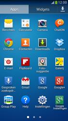 Samsung C105 Galaxy S IV Zoom LTE - Internet - handmatig instellen - Stap 3
