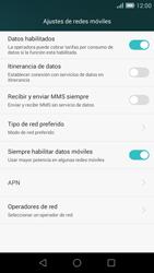 Huawei Ascend G7 - Internet - Activar o desactivar la conexión de datos - Paso 6