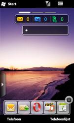 Samsung I8000 Omnia II - Wifi - handmatig instellen - Stap 1