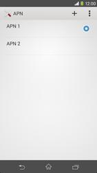 Sony D2303 Xperia M2 - MMS - configuration manuelle - Étape 17
