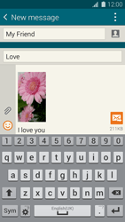Samsung G800F Galaxy S5 Mini - MMS - Sending pictures - Step 18