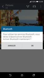 HTC Desire 626 - Photos, vidéos, musique - Envoyer une photo via Bluetooth - Étape 12