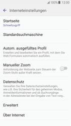Samsung Galaxy J5 (2016) - Internet - Manuelle Konfiguration - 25 / 39
