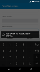 HTC Desire 610 - E-mails - Ajouter ou modifier un compte e-mail - Étape 13