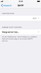 Apple iPhone SE - iOS 12 - E-mail - e-mail instellen: IMAP (aanbevolen) - Stap 19