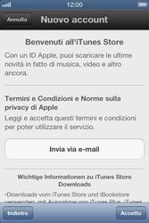 Apple iPhone 4 - Applicazioni - Configurazione del negozio applicazioni - Fase 6