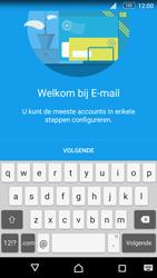 Sony Xperia M5 - E-mail - Account instellen (POP3 zonder SMTP-verificatie) - Stap 7