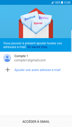 Samsung Galaxy S6 Edge - Android Nougat - E-mail - 032a. Email wizard - Gmail - Étape 15