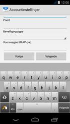 Acer Liquid Jade S - E-mail - Account instellen (IMAP zonder SMTP-verificatie) - Stap 9