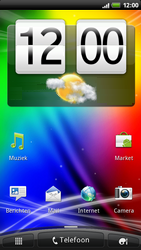 HTC Z715e Sensation XE - internet - hoe te internetten - stap 1