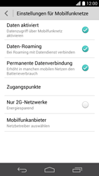 Huawei Ascend P6 LTE - Ausland - Auslandskosten vermeiden - Schritt 7