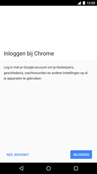 Huawei Nexus 6P - Android Oreo - Internet - Internetten - Stap 4