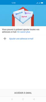 Oppo Reno 4Z - E-mails - Ajouter ou modifier votre compte Gmail - Étape 5