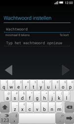Alcatel POP S3 - apps - account instellen - stap 10