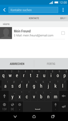 HTC One M8 - E-Mail - E-Mail versenden - 2 / 2