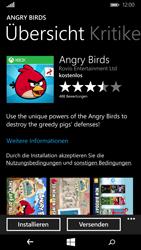 Microsoft Lumia 640 - Apps - Konto anlegen und einrichten - 8 / 26