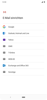 Nokia 6.1 Plus - E-Mail - Konto einrichten (outlook) - 7 / 17