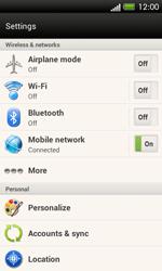HTC C525u One SV - Internet - Manual configuration - Step 5