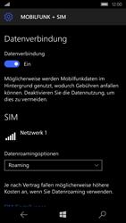 Microsoft Lumia 650 - Ausland - Auslandskosten vermeiden - Schritt 8