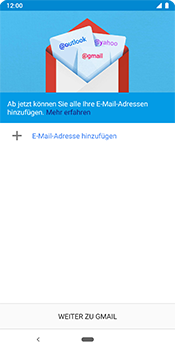 Google Pixel 3 - E-Mail - Konto einrichten (gmail) - Schritt 5