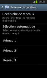 Samsung I9105P Galaxy S II Plus - Réseau - utilisation à l'étranger - Étape 11