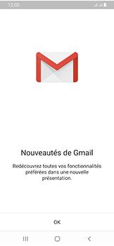 Samsung Galaxy A40 - E-mails - Ajouter ou modifier votre compte Gmail - Étape 5
