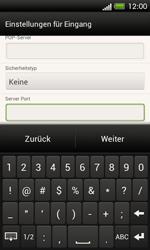 HTC C525u One SV - E-Mail - Konto einrichten - Schritt 10