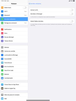 Apple iPad Pro 12.9 (1st gen) - ipados 13 - Réseau - Comment activer une connexion au réseau 4G - Étape 5