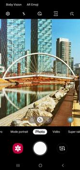 Samsung Galaxy S10 Plus - Photos, vidéos, musique - Créer une vidéo - Étape 6