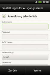 HTC A320e Desire C - E-Mail - Konto einrichten - Schritt 13